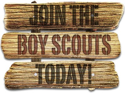 Join Troop 8